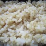 ユーヨーカフェ - 2016/8 玄米粥