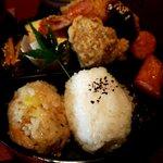 武庵花福 - 柚子が効いた鶏飯が美味しかった!!
