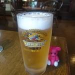 ビッグジョー - 生ビール レギュラーサイズ 600円