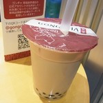 55260658 - ブラックミルクティー350円(税別)
