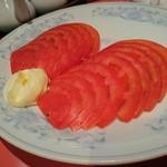 龍の宿 - 冷やしトマト
