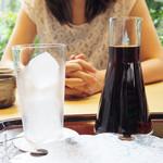 廚菓子くろぎ - '16.08 水出しコーヒー