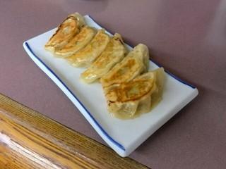 味鮮 津店 - 餃子