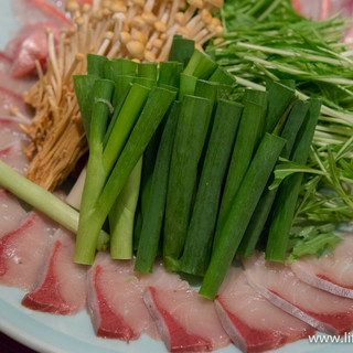 魚菜 由良 - 料理写真:海鮮しゃぶしゃぶ【2016年3月】