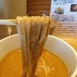 麺屋 武吉 - 全粒粉の麺と相性抜群のマッサマン