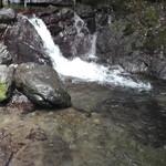 かつら - 川の透明度