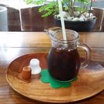 青鶴洞 - アイスコーヒー