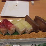 おきゃく - 田舎寿司 900円