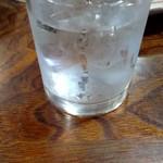 酒菜屋たぬき - 三岳