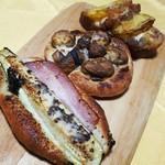 Boulangerie Sudo - 惣菜パン達