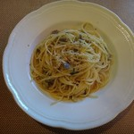 ロメオ - 料理写真:平日限定サービスパスタセット(サラダ付)¥1,080