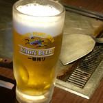 55268893 - 生ビールサービス(ソフトもok)