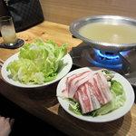 潮彩 - このスープが美味い!
