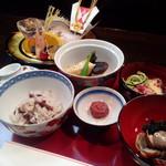 旬亭 - 料理写真:お食い初め膳
