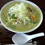 55272900 - 野菜たっぷりタンメン