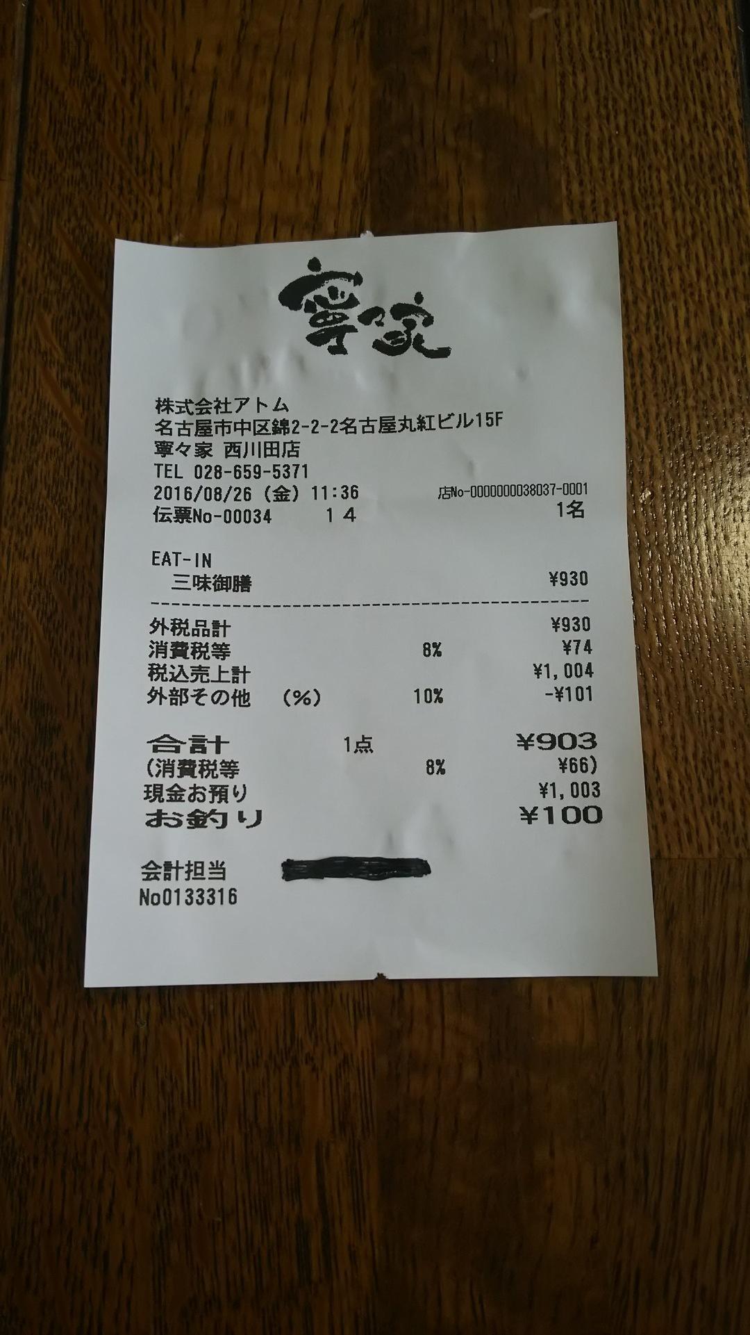 寧々家 西川田店 name=