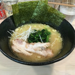 横浜家系ラーメン 梅田家 -
