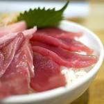 虎杖 - 贅沢マグロ丼