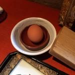 八代目儀兵衛 - 絶品の卵かけご飯「美山の子守唄」