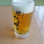 北のたまゆら - 生ビール