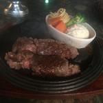 55276832 - 牛肉ハンバーグ