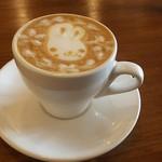 セントベリーコーヒー - ドリンク写真:カプチーノ。