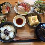 幸酒場 喜楽 - 料理写真:和食プレート
