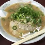 大黒ラーメン - チャーシュー麺