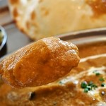 ハムラジャ - マイルドなお味。辛くも出来ます。