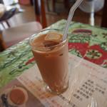 ハムラジャ - 100円でアイスチャイを追加。