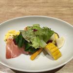 55281886 - 地味野菜のインサラータ