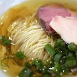 自家製麺 竜葵 - 塩そば