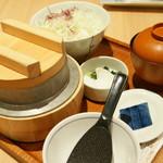 とんかつ和幸 - 和豚もちぶたロースかつ御飯(1,730円)2016年8月