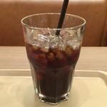 炭火焙煎珈琲 凛 - アイスコーヒー