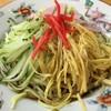 八千代食堂 - 料理写真:冷やし中華