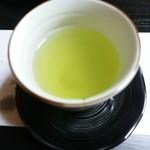 割烹 ふじむら - その他写真:お茶