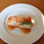 タイスマイルキッチン - 前菜生春巻き