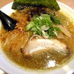 琉神 - 料理写真:醤油とんこつ!(2016,08/17)