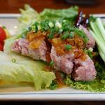 ゴールデン バガン - シャンの豚肉ソーセージ