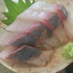 地魚屋台 浜ちゃん  - 刺身
