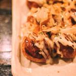 ひまわり - ソースマヨたこ焼き