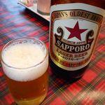55298717 - 瓶ビール