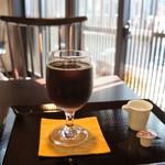 卯さぎ - サイフォンで丁寧に淹れてくださる美味しいコーヒーです