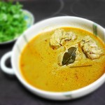 LaLaカフェ - 料理写真:デビルチキンカレー