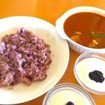 清泉寮 ファームショップ - 雑穀米を選択