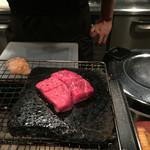 肉ダイニング RAKUGAKI - シャトーブリアン