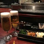肉ダイニング まーさん - 生ビールとおばんざい