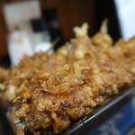 天ぷら漁火亭 - 地魚天重に寄ってみる