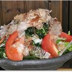 牛仁 - サラダ
