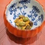 みくり - 塩ウニと枝豆